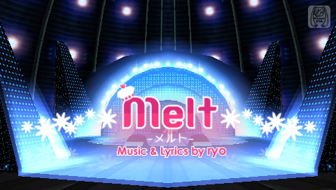 Project DIVA Melt Stage