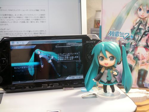 Project DIVA PSP