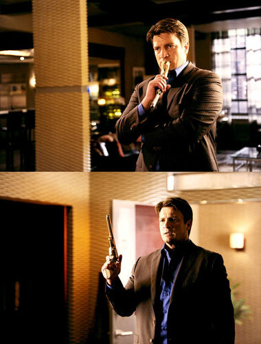 Promotional Pictures from 3x04 Punked