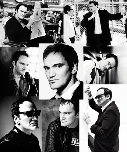 Quentin Tarantino wallpaper possibly with a business suit and a dress suit entitled Quentin Tarantino