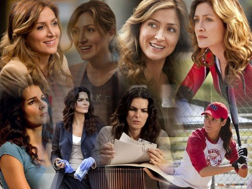 R&I wallpapers - rizzoli-and-isles Wallpaper