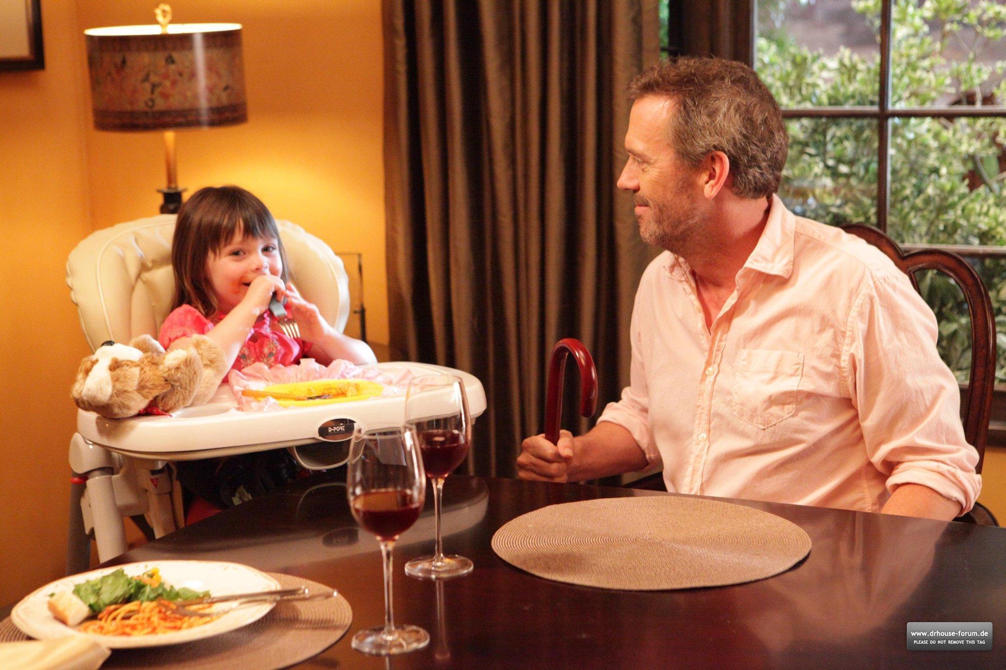 Rachel Cuddy & Daddy House