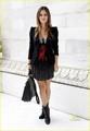 Rachel @ Milan Fashion Week