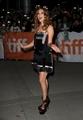 Rachelle Lefevre @ The 35th Annual Toronto International Film Festival - twilight-series photo