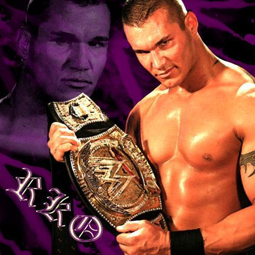 Randy Orton(rko)