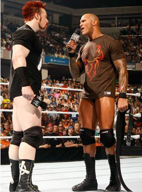 Randy Orton & Sheamus