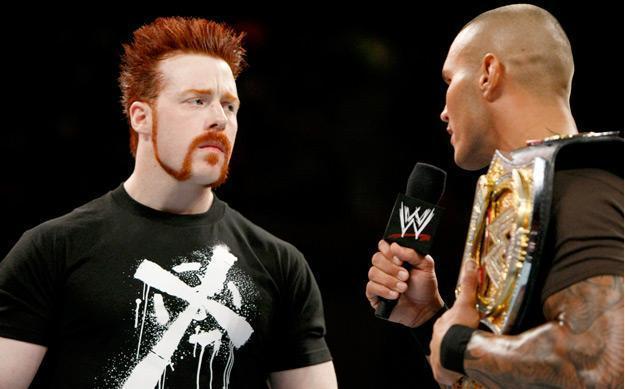 Randy Orton & Sheamus