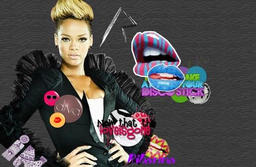 Rihanna. <33