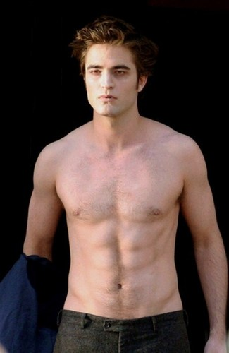 Robert Pattinson (New Moon)