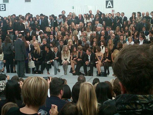Roberto Cavalli Spring/Summer 2011 fashion mostra