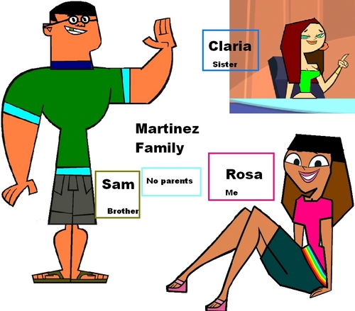 Rosa's Family