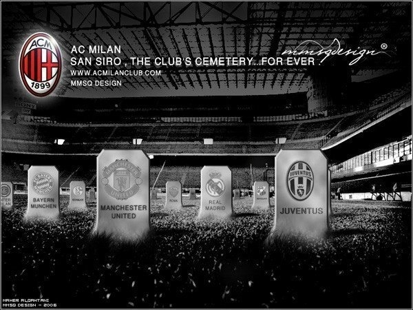 San siro the club 39 s cemetery for ever ac milan for The club milan