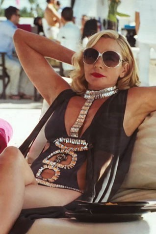 Samantha Jones wallpaper possibly with sunglasses titled SATC 2