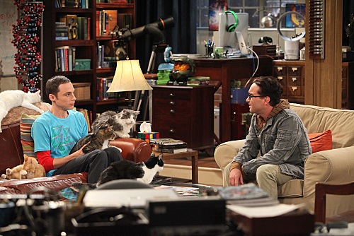 SPOILERS The Big Bang Theory - Episode 4.03 - Promo фото