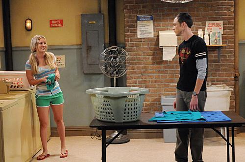 SPOILERS The Big Bang Theory - Episode 4.03 - Promo picha