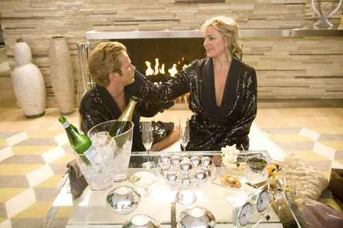 Samantha Jones wallpaper with a dinner table titled Samantha and Smith
