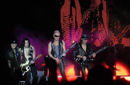 Scorpions Brasilia Tour 22/09/2010