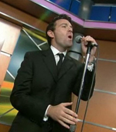 Screenshots I took from Celtic Thunder's performance on vos, fox
