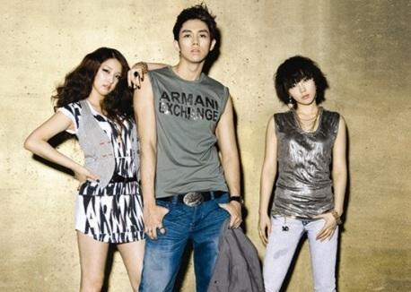 Seulong, Sohyun & ji hyun