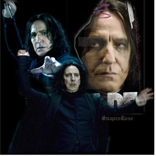 Severus- DH