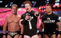 Sheamus, Jericho & The Miz