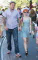 Shopping at The Grove in Hollywood, LA September 26, 2010 - paramore photo