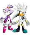 Silver and Blaze Illustration