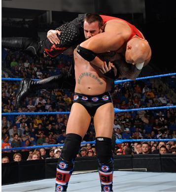 CM Punk & Luke Gallows