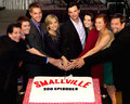 Smallville 200th Party