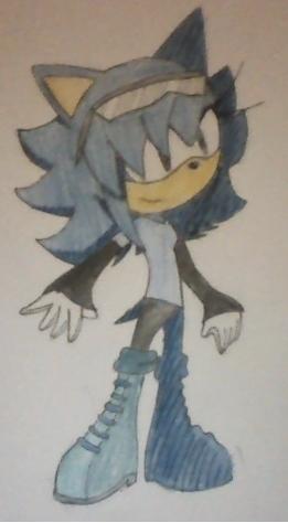 Sonic Riders me