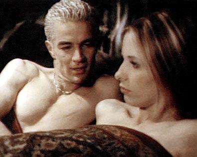 Spike & Buffy