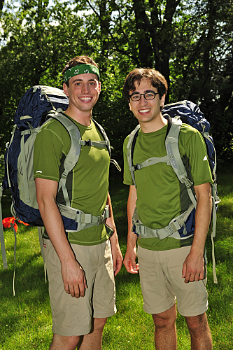 The Amazing Race 17 - Connor and Jonathan
