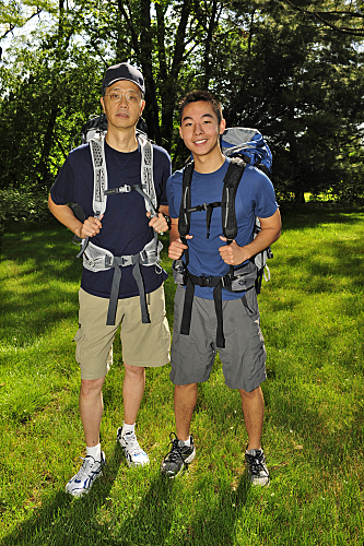 The Amazing Race 17 - Michael and Kevin