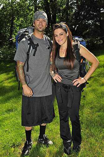 The Amazing Race 17 - Nick and Vicki