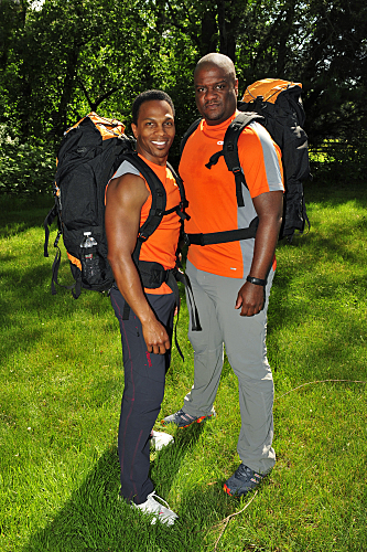 The Amazing Race wallpaper titled The Amazing Race 17 - Ron and Tony