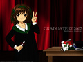 The Melancholy of Haruhi Suzumiya - the-melancholy-of-haruhi-suzumiya wallpaper