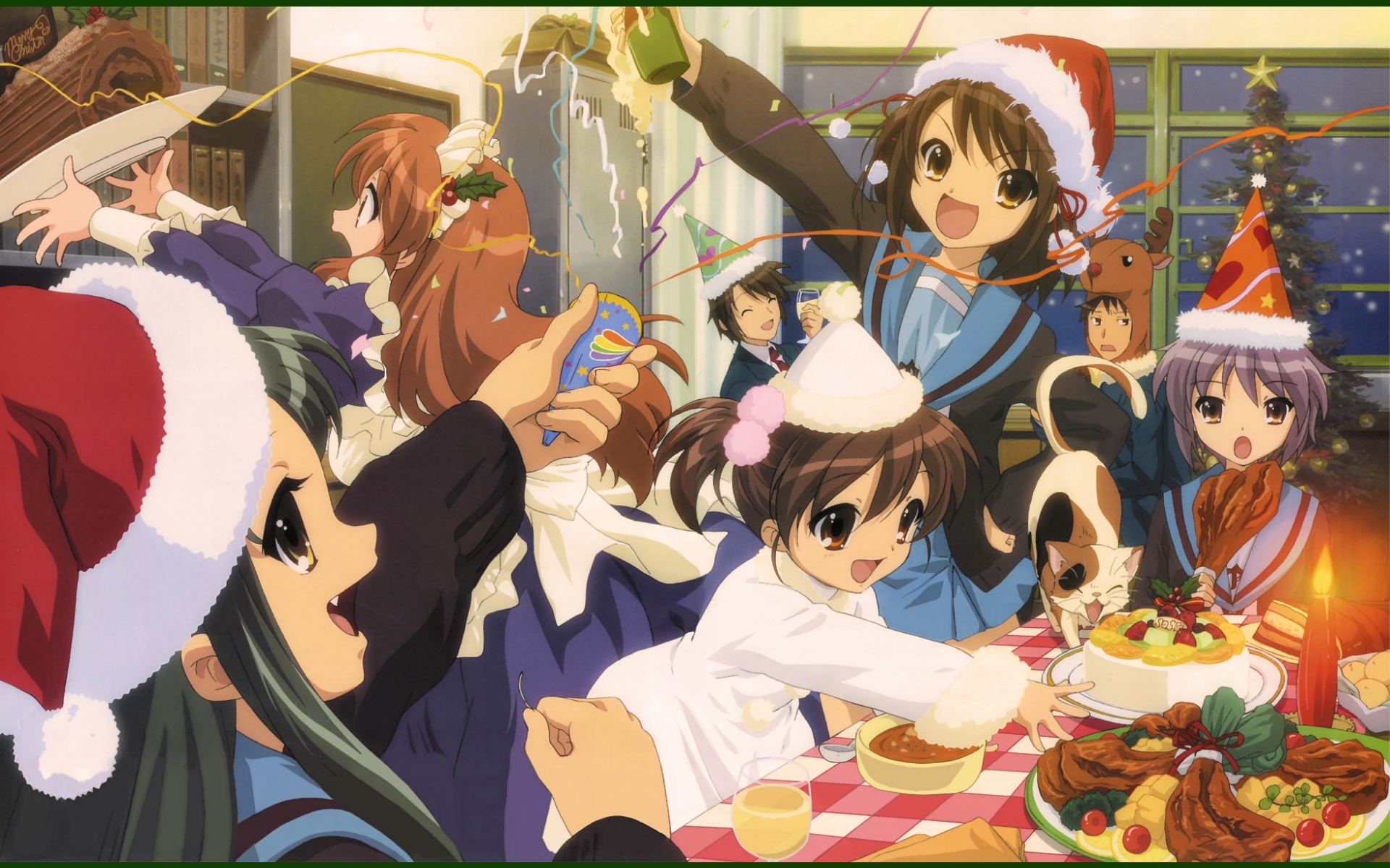 The Melancholy of Haruhi Suzumiya - The Melancholy of ...