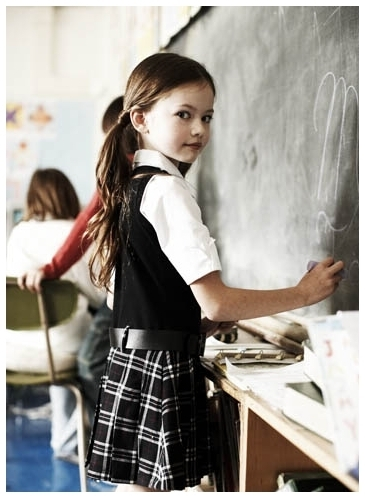 The Real Nessie (MacKenzie Foy)-Breaking Dawn?