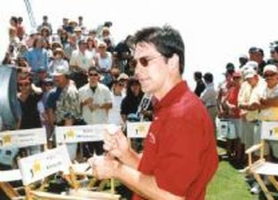 Thomas Gibson wallpaper entitled Thomas at a golf event