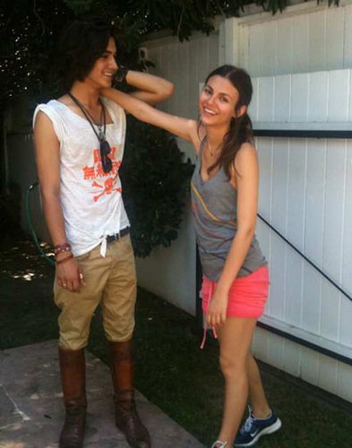 Vicky and Avan!;)