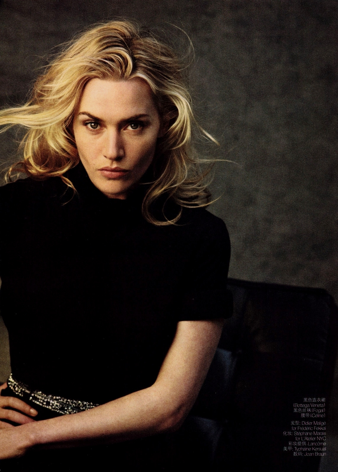 Vogue China October 2010 Kate Winslet Photo 15809292