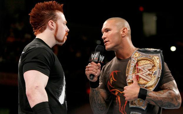 wwe Raw 20th of September 2010