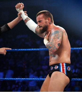 WWE Smackdown 24th of september 2010
