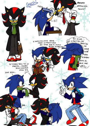 Wake Up, Sonic