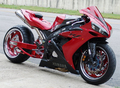 YAMAHA R1 CUSTOM TUNING