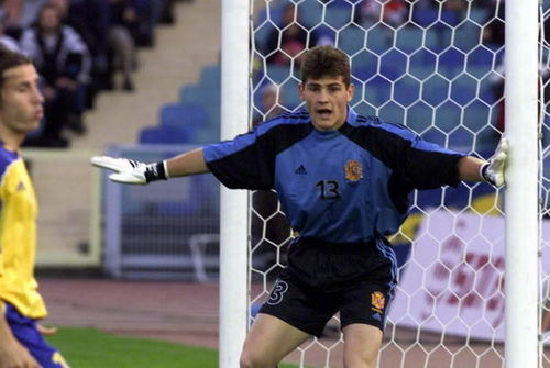 Young Iker