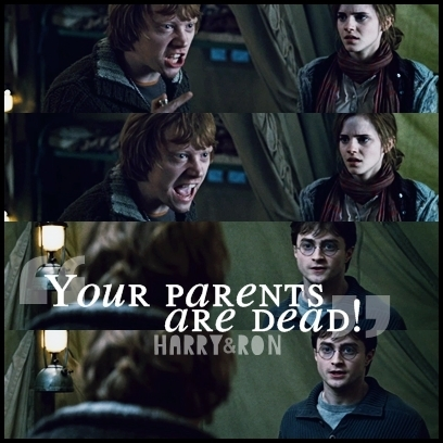 Your Parents are Dead!