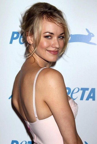 Yvonne Strahovski @ PETA's 30th Anniversary Gala And Humanitarian Awards