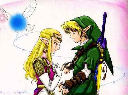 Zelda is awesome