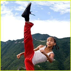 The Karate Kid (2010) images _jaden_ wallpaper and ... Karate Kid Crane Kick Jaden Smith
